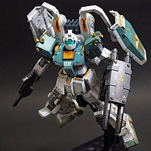 HG RGM-79 GM 雙盾吉姆 Gundam Thunderbolt 高達 雷霆戰域 1/144 Bandai hguc 盒殘⚠️不議價⚠️