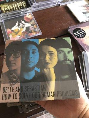現貨 塞巴斯蒂安 BELLE  SEBASTIAN How To Solve Our Human CD