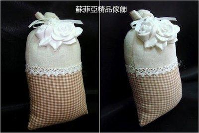蘇菲亞精品傢飾~法式玫瑰香氛包//櫥櫃香氛