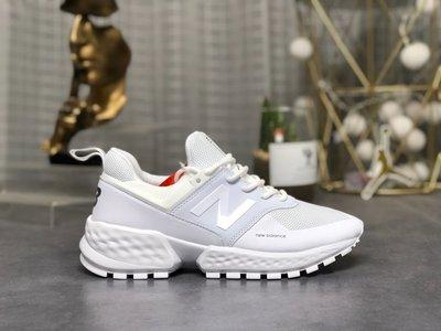 新百倫 New Balance MS574系列 二代休閒復古跑鞋 高彈緩震中底技術 復古百搭男女休閒鞋