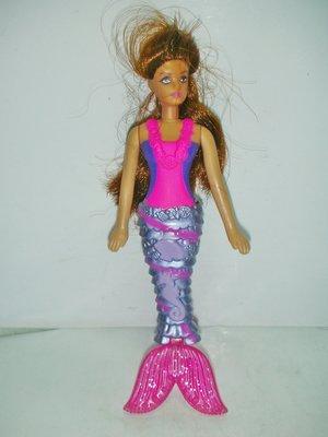 aaL皮商旋.(企業寶寶公仔娃娃)少見2010年麥當勞發行芭比之美人魚歷險記-凱拉美人魚芭比!--值得收藏! 新北市