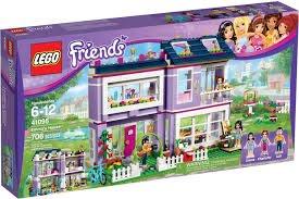【樂GO】LEGO 樂高 Friends 好朋友系列 41095 艾瑪的家 原廠正版
