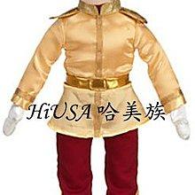 哈美族 迪士尼 Disney 灰姑娘 仙度瑞拉的 Charming 王子 絨毛娃娃 填充玩偶 大隻公仔 21寸