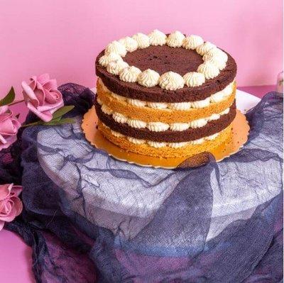 【甜野新星-甜點專賣店】母親節蛋糕 生日蛋糕 - 心動蒔刻(花生口味)6吋