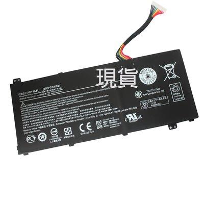全新原廠 ACER AC14A8L 電池 Aspire NITRO VN7-592G VN7-791G 台中市