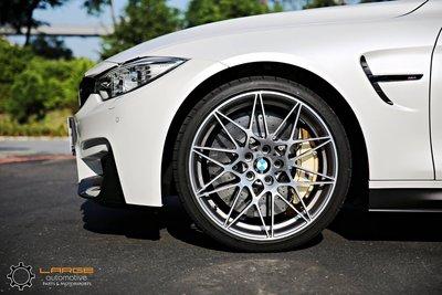 【樂駒】BMW F82 M4 F80 M3 原廠 陶瓷 煞車組 改裝 套件 精品 制動