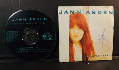 CD JANN ARDEN-INSENSITIVE~10HJ21C05~
