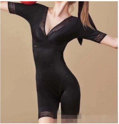 新款 5088 女王高貴款 5066優雅托胸衣 美人計塑身衣束身4.0長袖收腹束腰連體衣托胸美胸衣