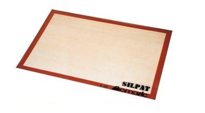 【烘焙百貨】法國Silpat矽膠墊 烤盤布 揉麵布