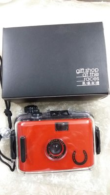馬場有禮 透明防水殼35mm相機 Ultra Compact 35mm Camera Waterproof Casing
