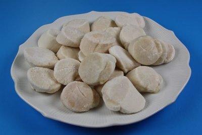 【萬象極品】《特價》日本北海道生干貝 L 1kg(21- 25粒)/生食級帆立貝柱 ~教您做頂級生干貝料理