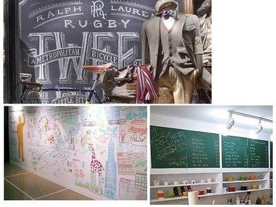 小妮子的家@加厚黑板.白板.綠板貼牆貼.玻璃貼裝飾貼 可擦寫.兒童塗鴉牆/Y
