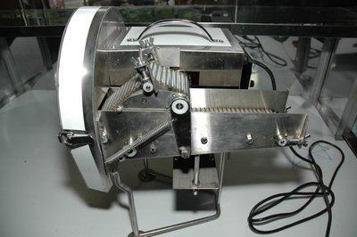 【泰裕二手貨餐具行】切蔥機(另有切菜機磨豆機脫漿機)