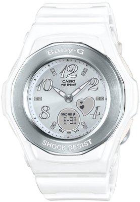 日本正版 CASIO 卡西歐 Baby-G BGA-100-7B3JF 女錶 女用 手錶 日本代購
