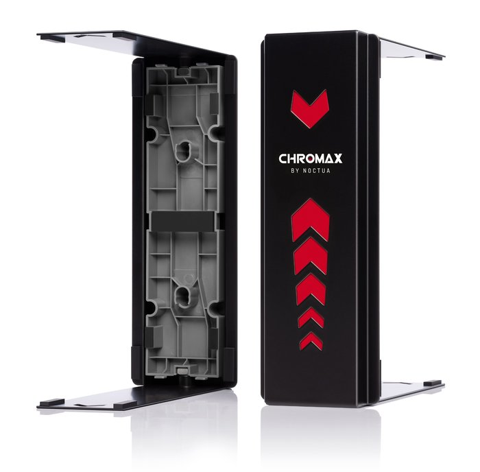 小白的生活工場*NOCTUA NA-HC5 chromax .black.swap 散熱器外殼