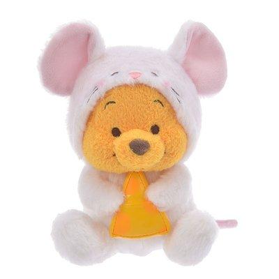 *B Little World*[現貨]東京迪士尼專賣店限定商品/小熊維尼鼠年限定玩偶/東京連線