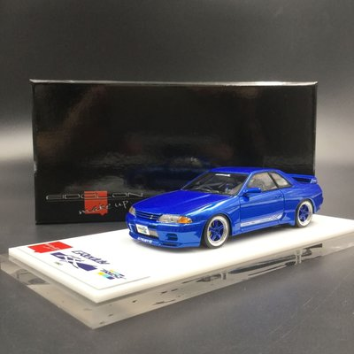 Make Up 1:43 Trust Greddy RX BNR32 1993 Early Ver. EM366