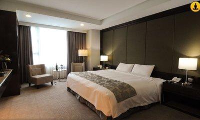花蓮百事達國際飯店豪華一大床或二小床2550元起(現場3480)含二客早餐