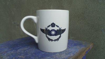 早期空軍雷虎小組馬克杯