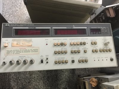 HP  4274A  MULTI-FREQUENCY  LCR  METER