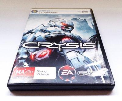 PC Crysis 末日之戰 EA 英文版