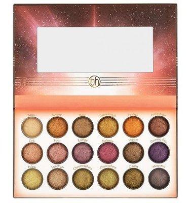 【愛來客 】美國bh Solar Flare - 18 Color Baked Eyeshadow 18色太陽閃耀眼影盤