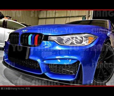 BMW F30 F31 3系列 M3 款 前保桿 316i 318D 320D 320i 328i 330i 335i