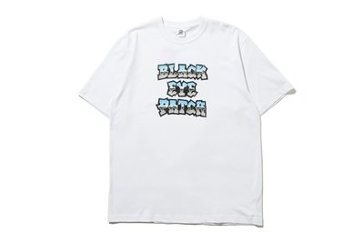 "[ LAB Taipei ] BlackEyePatch ""HOMEBOYZ TEE"" (White)"