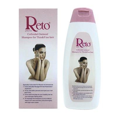Reto原型燕麥膠體滋潤洗髮精320ml.