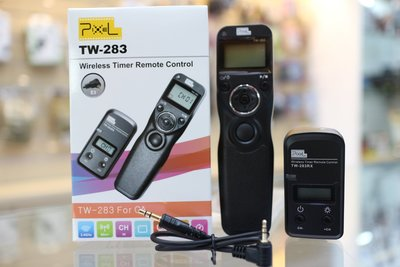 【日產旗艦】PIXEL TW-283 品色 NIKON DC2 無線快門線 縮時攝影 D750 D7200 D7100