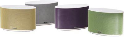 Auluxe 韻之語Aurora Color 藍芽桌上型音響 ( 銀 / 黃 / 紫 / 綠 )