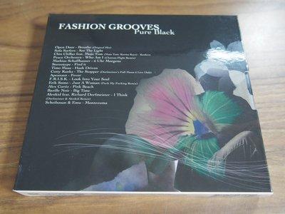 ◎MWM◎【二手CD】Fashion Grooves Pure Black/White 台版, 紙盒版, 2CD,片況佳