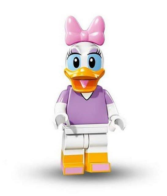 現貨【LEGO 樂高】Minifigures人偶系列: 迪士尼Disney 人偶包抽抽樂71012| 黛西鴨Daisy