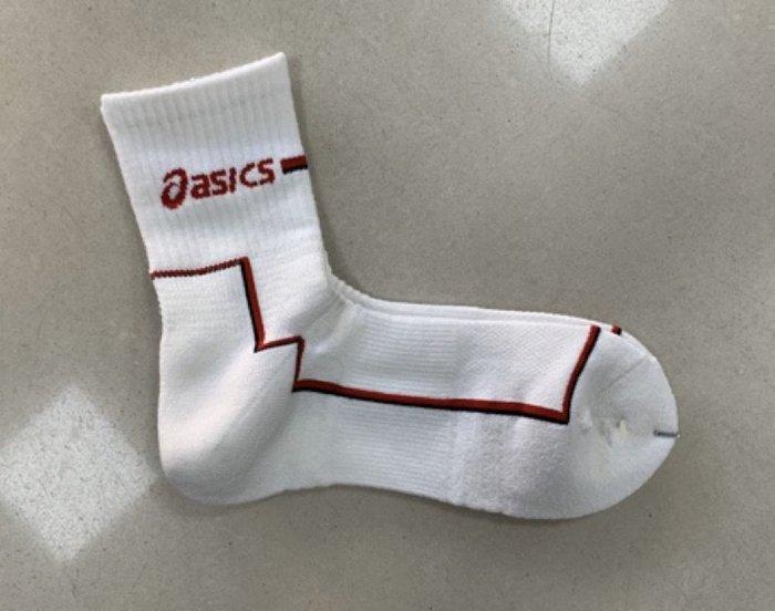 *世偉運動精品* 亞瑟士(ASICS) XGK135系列 日本製 運動襪 中統 三色 免運!!!