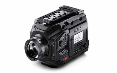 【Blackmagic URSA Broadcast 廣播級攝影機】 攝影機 採訪 專業攝影機 CMOS 公司貨