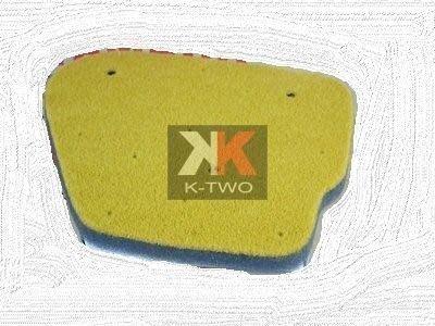 K-TWO零件王.全新原廠型空氣濾清器...勁風/JOG/VINO-50/90