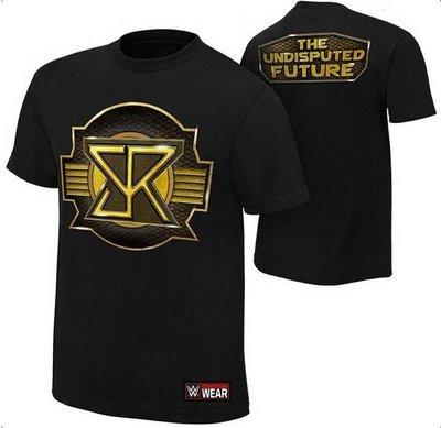 WWE摔角衣服Seth Rollins The Undisputed Future 塞思未來爭議的未來短袖T恤 買三免運