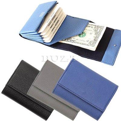 巴斯 日標PORTER屋-三色預購 PORTER ARRANGE 卡夾-鈔票夾 牛革短夾 029-03886