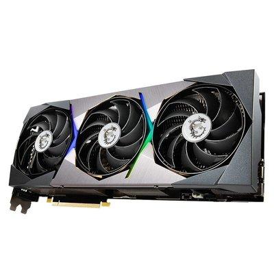 顯卡微星(MSI)超龍 GeForce RTX 3090 SUPRIM X 24G 超旗艦獨立顯卡