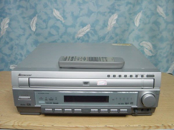 保固3個月【小劉2手家電】PIONEER 5.1聲道重低音5片式DVD擴大機,附全新原廠遙控,VX-HDT1