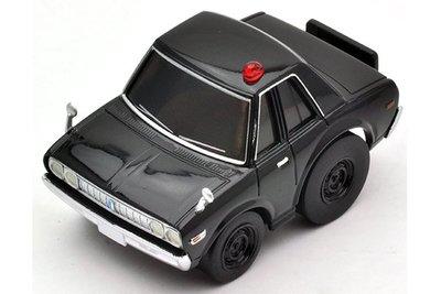 【秉田屋】現貨 TomyTec Z04 Choro-Q 阿Q Zero 西部警察 Nissan Cedric 覆面警車