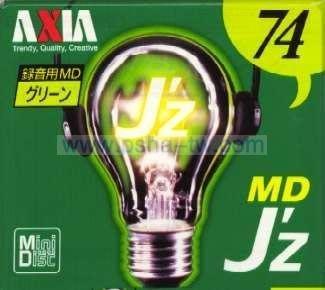 ~P-sha~毘社 *限量版*AXIA MD空白片【(MDJZ74G74分單片)】