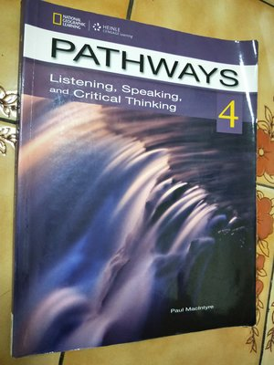 薇閣高中英文Pathways 4: Listening, Speaking, and Critical Thinking