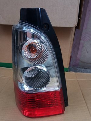 WR汽車零件~SUZUKI SOLIO NIPPY 正廠紅白尾燈