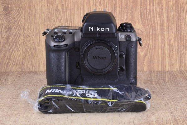 【品光數位】裸機 Nikon F5 50周年紀念版 專業底片相機 單眼相機 機身 BODY SLR 日製 #39696J