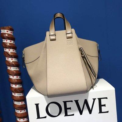 Loewe togo荔枝紋吊床包