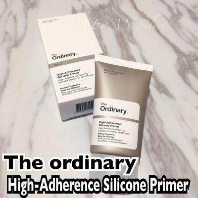 現貨 The ordinary High-Adherence Silicone Primer 遮瑕保濕妝前乳 修飾毛孔