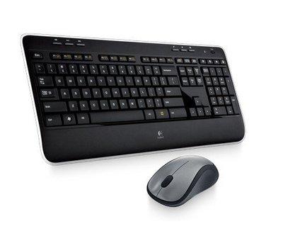 ☆. 高雄市耗材填充供印站 .☆  羅技 無線滑鼠鍵盤組 MK520r 高雄市