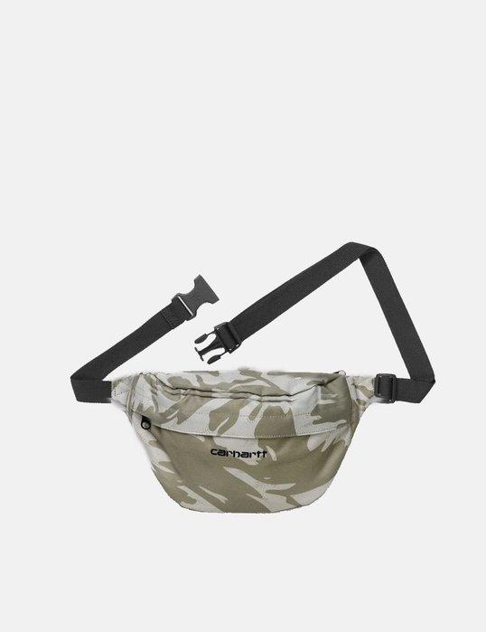 南◇2020 1月 Carhartt WIP Payton Bag 迷彩 咖啡色 沙漠迷彩 腰包 側背包 肩背 卡哈