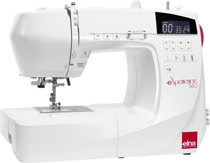 【你敢問我敢賣!】elna eXperience 560 縫紉機 全新公司貨 可議價『請看關於我,來電享有勁爆價』